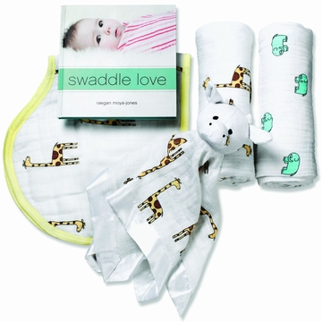 Aden + Anais Newborn Gift Set - Jungle Jam