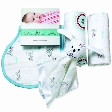 Aden + Anais Newborn Gift Set - Liam the Brave