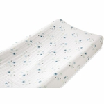 Aden + Anais Organic Changing Pad Cover - Starstruck