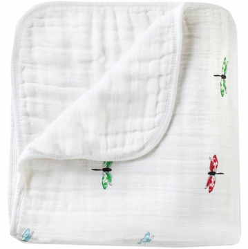 Aden + Anais Organic Dream Blanket - Snuggle Bug