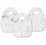 Aden + Anais Snap Bibs - 3 Pack - Lovely