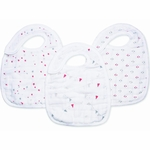 Aden + Anais Snap Bibs - 3 Pack - Make Believe