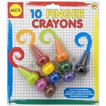 ALEX Finger Crayons (10)