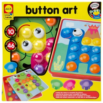 Alex Toys Button Art