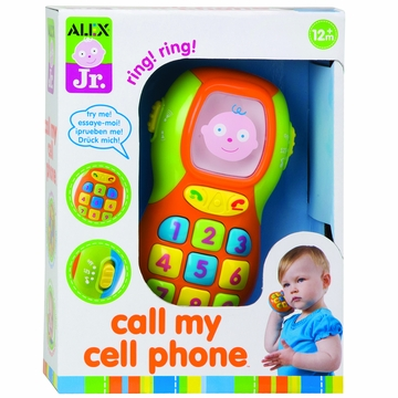 Alex Toys Call My Cell Phone