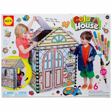 Alex Toys Color A House