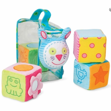 Alex Toys Funny Bunny Blocks