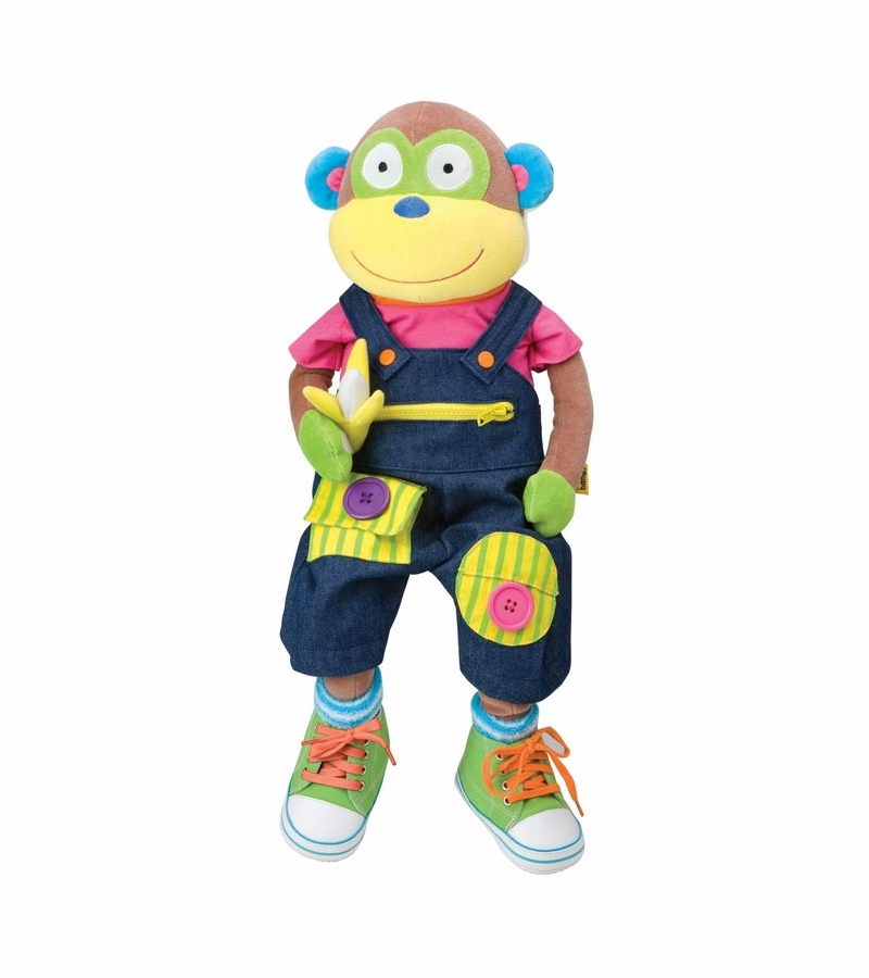 ALEX Toys Little Hands Learn To Dress 20