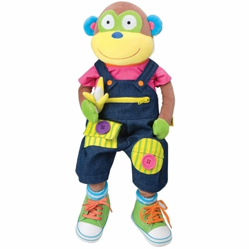 Alex Toys Learn to Dress Monkey