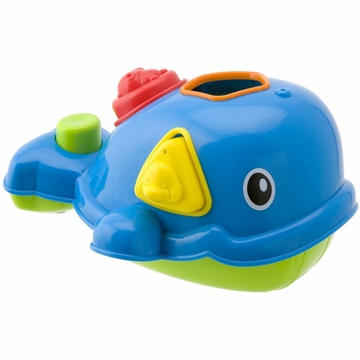 Alex Toys Sort & Spray Whale