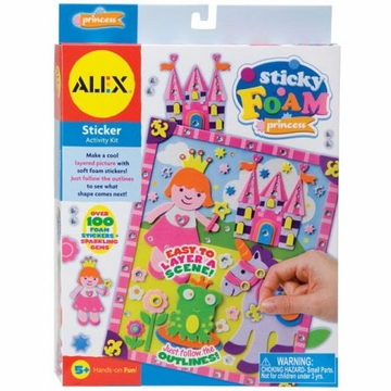 Alex Toys Sticky Foam Scence - Princess