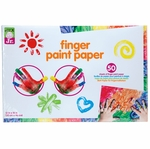 Alex Toys Tots Finger Paint Paper