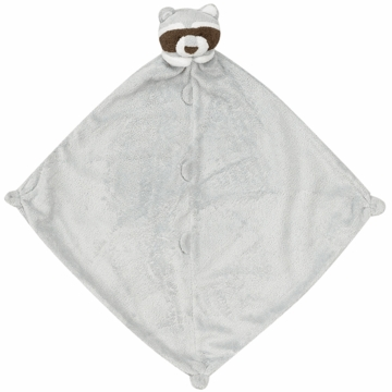 Angel Dear Napping Blanket - Raccoon