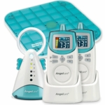 Angelcare 401 Deluxe Movement & Sound Monitor and 2 Parent Units