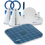 Angelcare Movement and Sound Monitor and 2 Parent Units