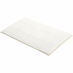 Arms Reach Mini Mattress Protector - White