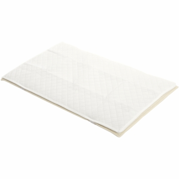 Arm's Reach Mini/Clear-Vue/Little Palace & Cambria Mattress Protector - White