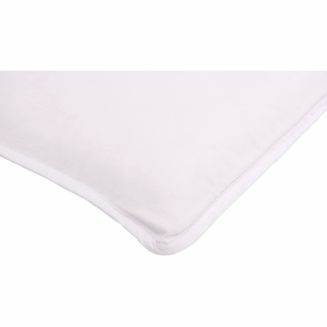 Arm's Reach Original Co-Sleeper Bassinet Cotton Sheet - White