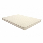 Arms Reach Organic Mattress for Sleigh Bed