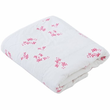 Auggie Everyday Blanket in Pretty with Pink