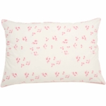 Auggie Printed Sham - Pretty with Pink