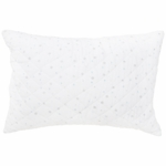Auggie Quilted Decorative Pillow Cover - Jasper