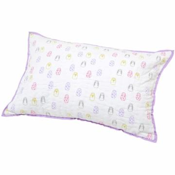 Auggie Quilted Decorative Pillow Cover - Natasha