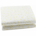 Auggie Twin Fitted Sheet in Pebble Fern