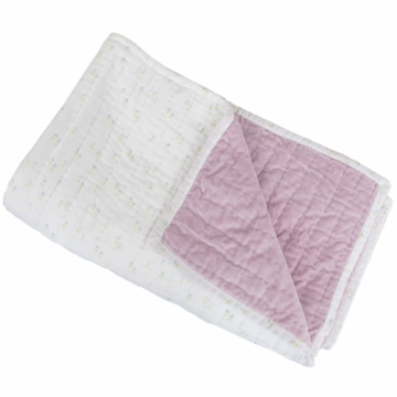 Auggie Voile Quilt - Velvet Lilac Milly