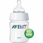 Avent BPA Free 4oz 1pk Bottle (SCF680/17)