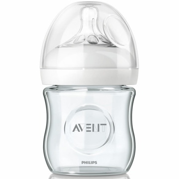 Avent Glass 4oz Bottle