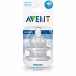 Avent Medium Flow Nipples