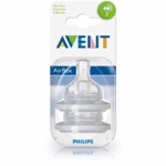 Avent Slow Flow Nipples