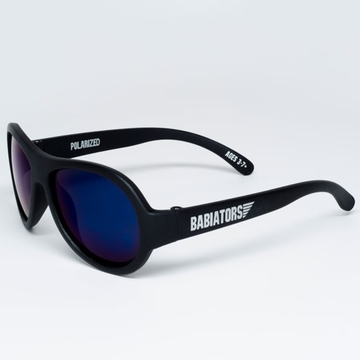Babiators Classic Polarized - Black Ops Black