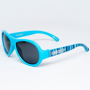 Babiators Junior Polarized Sunglasses - Supersonic Stripes