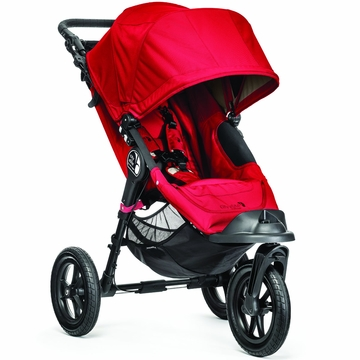 Baby Jogger 2014 City Elite Single - Red