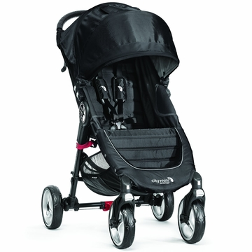 Baby Jogger 2014 City Mini 4-Wheel Stroller - Black/Gray
