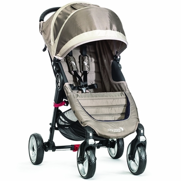 Baby Jogger 2014 City Mini 4-Wheel Stroller - Sand/Stone