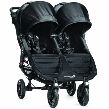 Baby Jogger 2014 City Mini GT Double - Black/Black