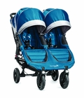 Baby Jogger 2014 City Mini GT Double - Teal/Gray