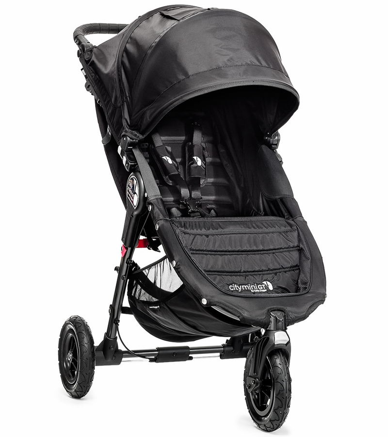 Baby Jogger City Mini GT Single 2016 Black/Black