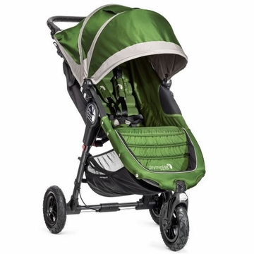 Baby Jogger 2014 City Mini GT Single - Lime/Gray