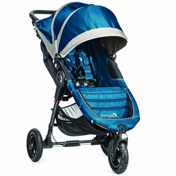 Baby Jogger 2014 City Mini GT Single - Teal/Gray