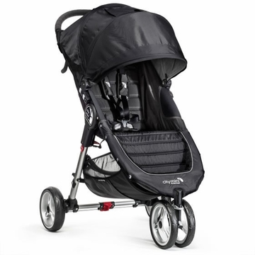 Baby Jogger 2014 City Mini Single - Black/Gray