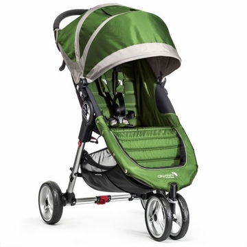 Baby Jogger 2014 City Mini Single - Lime/Gray