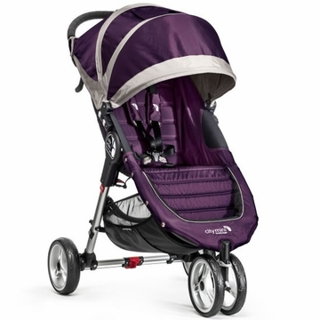 Baby Jogger 2014 City Mini Single - Purple/Gray
