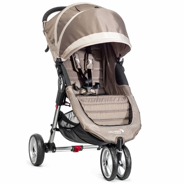 Baby Jogger 2014 City Mini Single - Sand/Stone