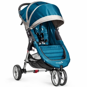 Baby Jogger 2014 City Mini Single - Teal/Gray