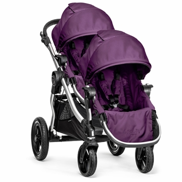 Baby Jogger 2014 City Select Double Stroller - Amethyst