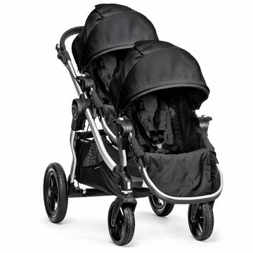 Baby Jogger 2014 City Select Double Stroller - Onyx